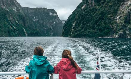 Our breathtaking journey with Cruise Milford