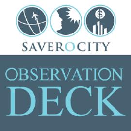 Travel Inspiration Saverocity Observation Deck