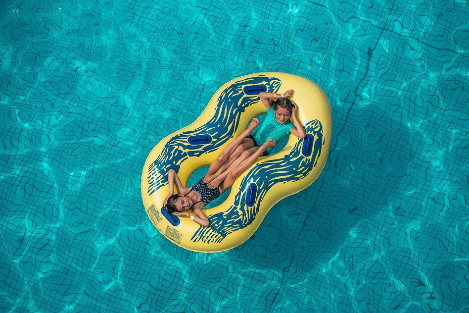 Sunway Lagoon Pool Kids Fun Tube Water Park