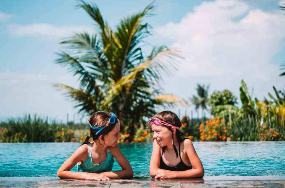 Travel Diary #21: 6 weeks in Bali with our kids