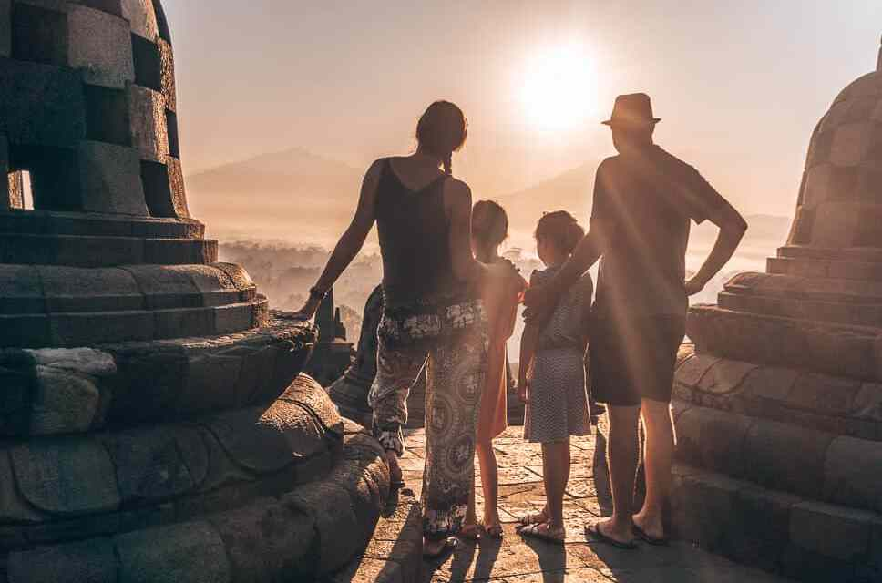 Travel Diary #22: 2 weeks in Java with our kids