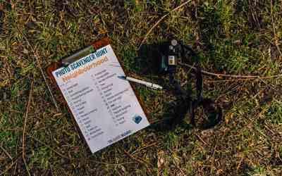 5 photo scavenger hunt ideas for kids