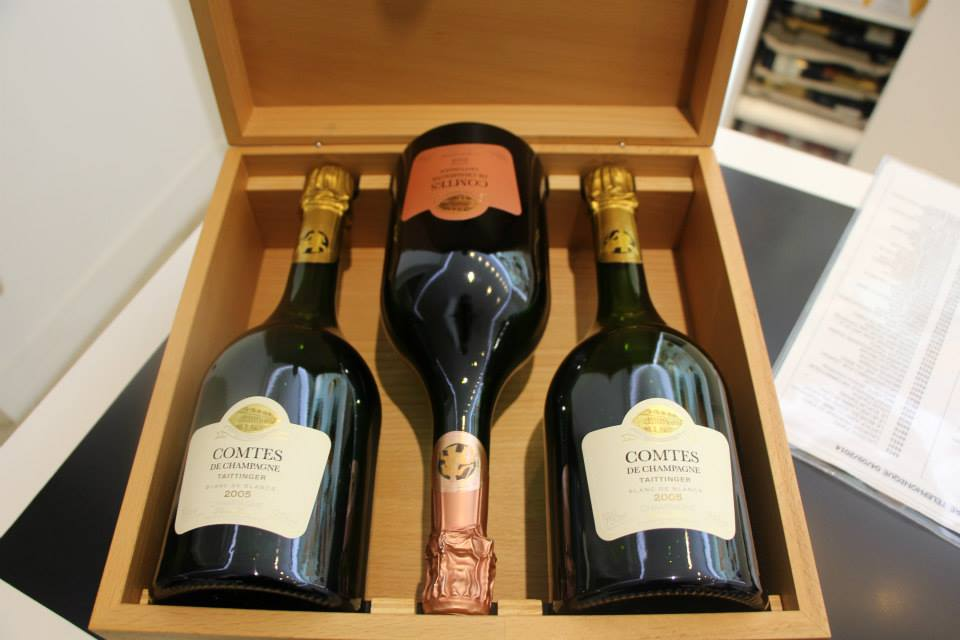 Reims Champagne Itinerary