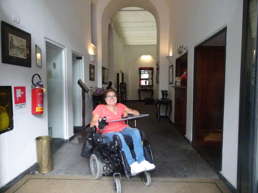 Hotel Del Real Orto Botanico Wheelchair Accessible The