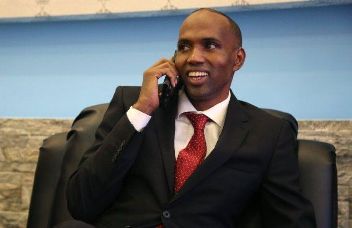 Somalia's Prime Minister Hassan Ali Khaire