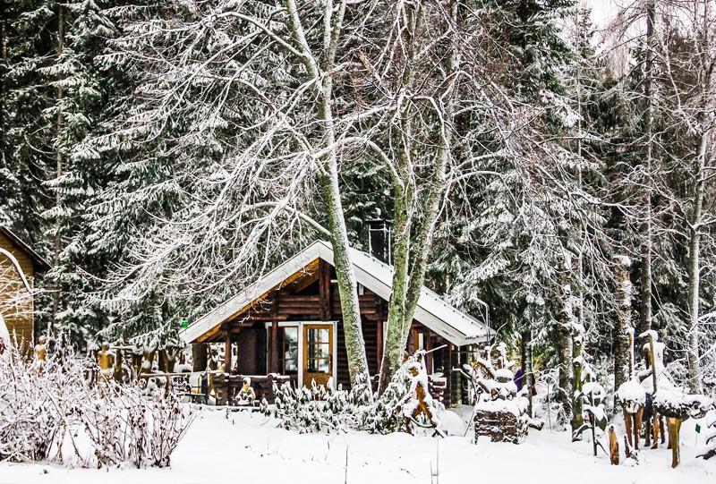 Village Père Noël