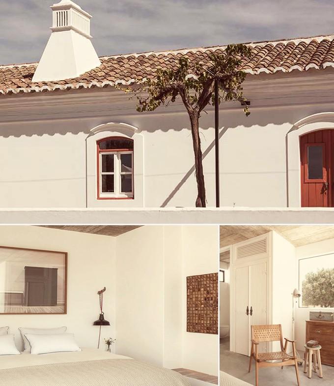 Trois hôtels en Algarve