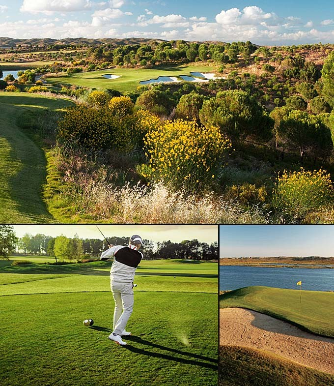 golf monte rei san lorenzo algarve portugal faro parcours monte rei golf portugal faro parcours san lorenzo