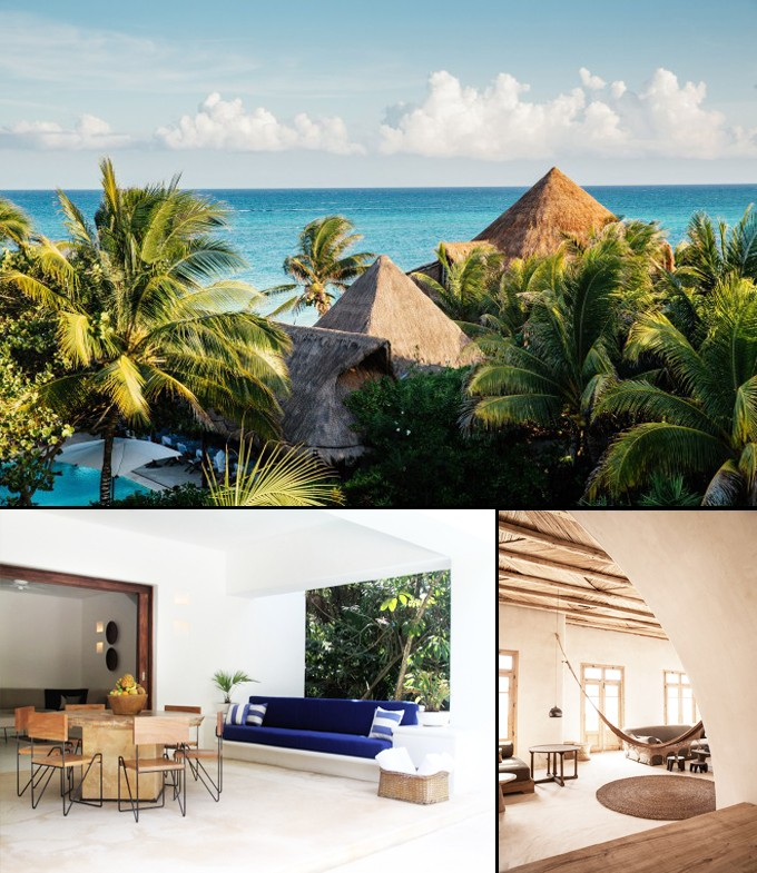 Madagascar paysage hotel
