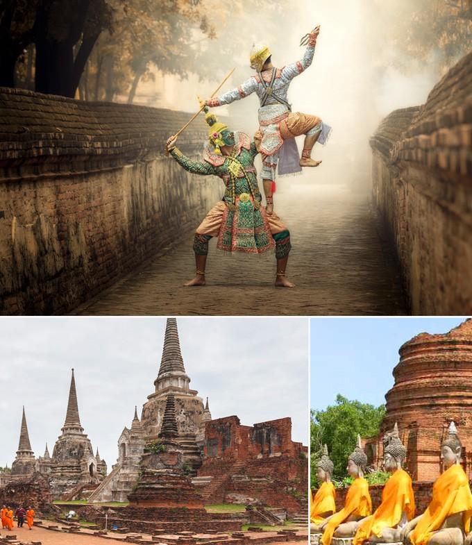 Ayutthaya Thaïlande