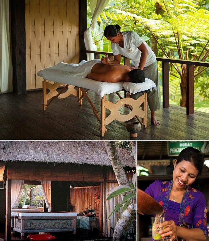 Waorang Djamoe Spa bali indonesie