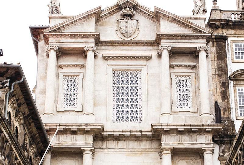 portugal eglise sao francisco de porto haut église Sao francisco de porto portugal voyage sejour