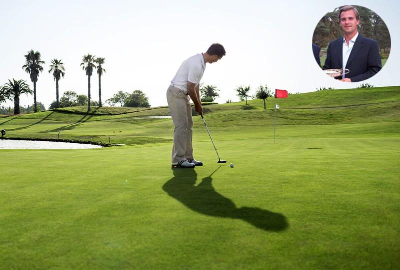 portugal golf de san lorenzo monte rei algarve faro