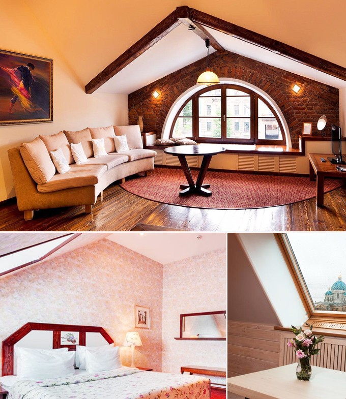 Alexander House Hotel St Petersbourg Russie
