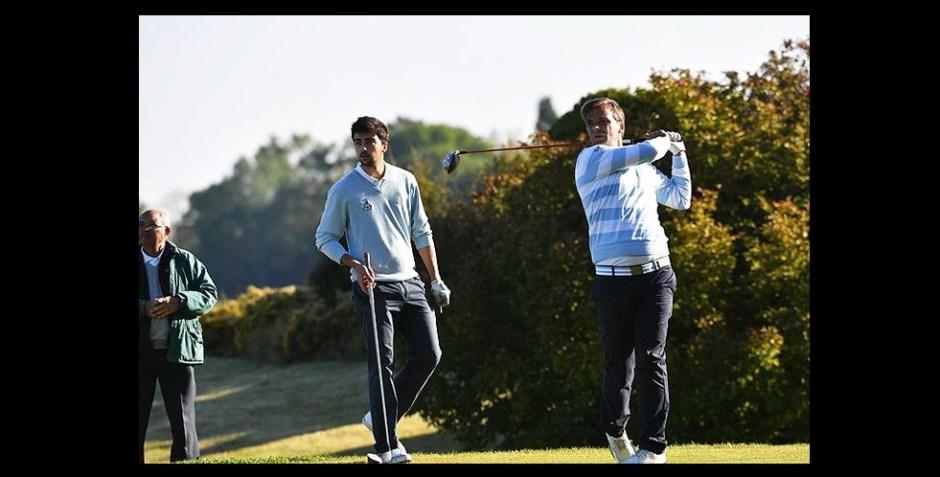 Ghislain le maitre du green globesetters golf