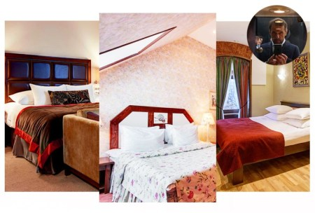 Hotels St Petersbourg Russie