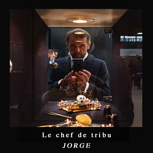 Jorge le chef de tribu globesetters