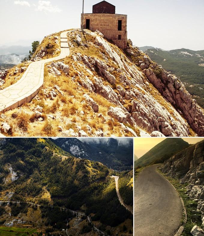 Montenegro parc de Lovcen a voir
