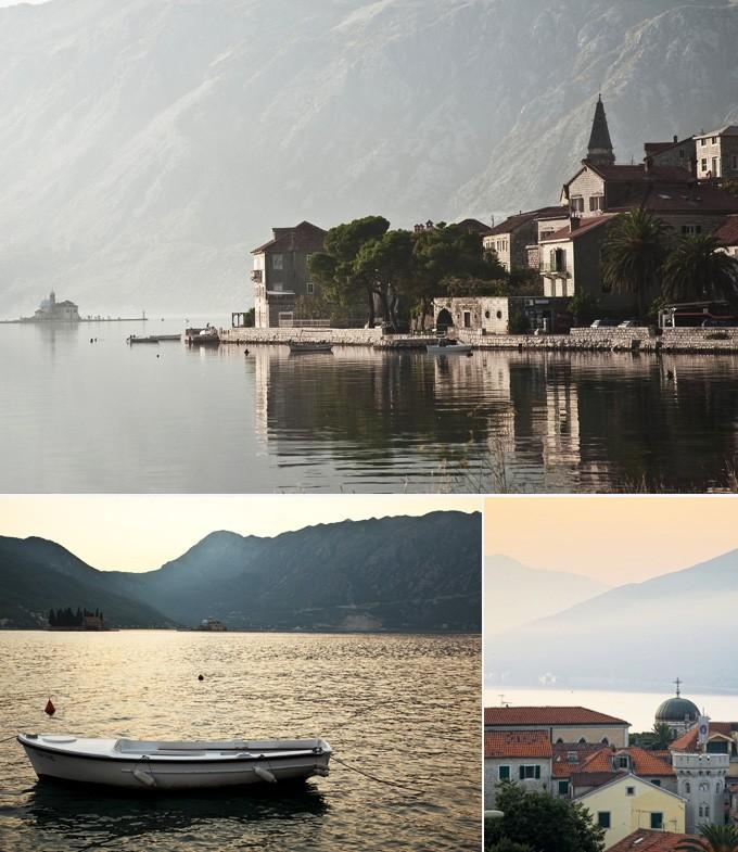montenegro Stari Grad Budva a voir