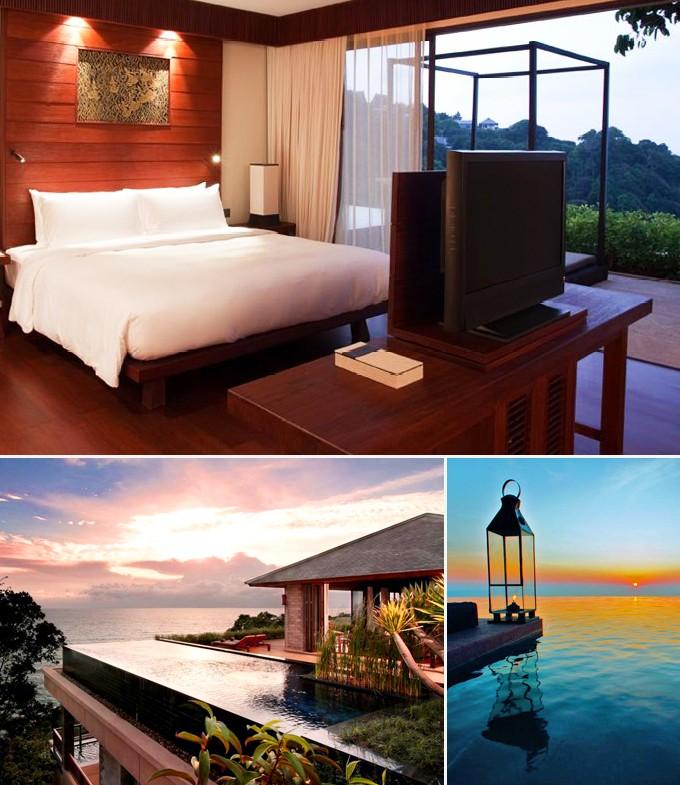 hotels thailande phuket paresa