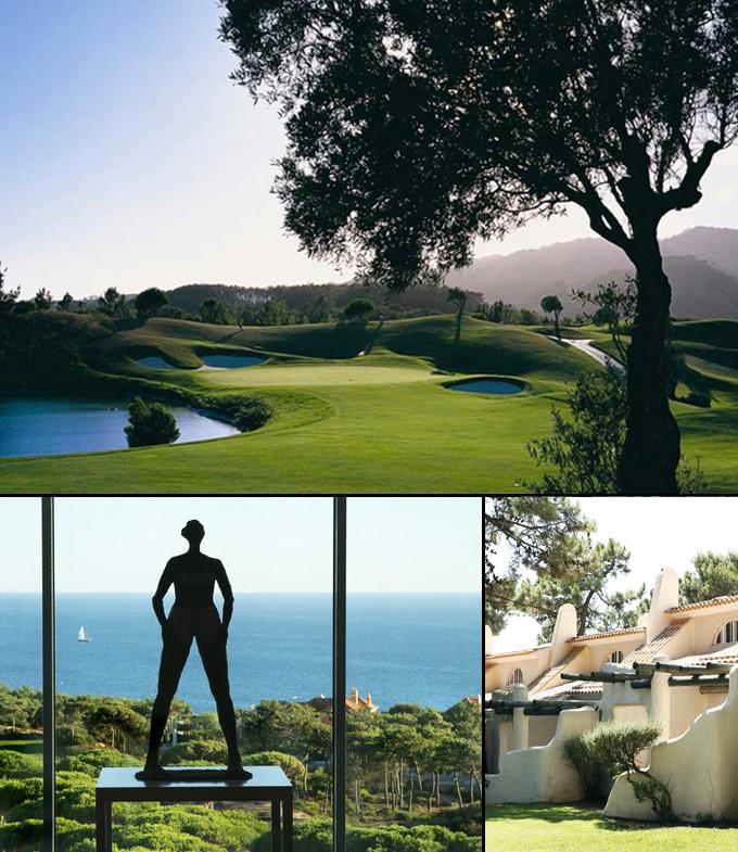 Cascais golf Saint Tropez du Portugal a voir