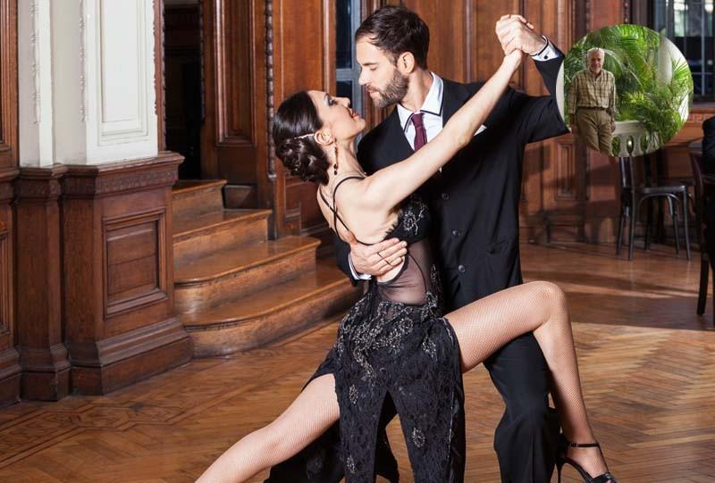 La Confiteria Ideal tango buenos aires argentine a faire