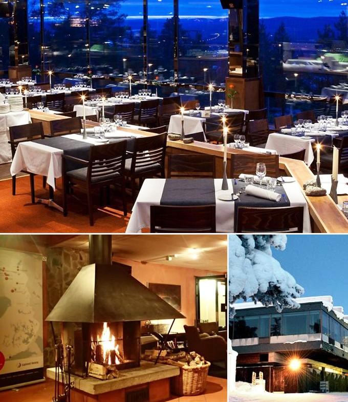 Lapland Hotel Sky Ounasvaara Restaurants Rovaniemi