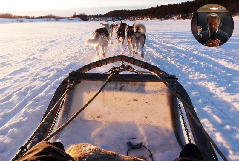 Parc National de Pyha Luosto Rovaniemi Finlande a voir