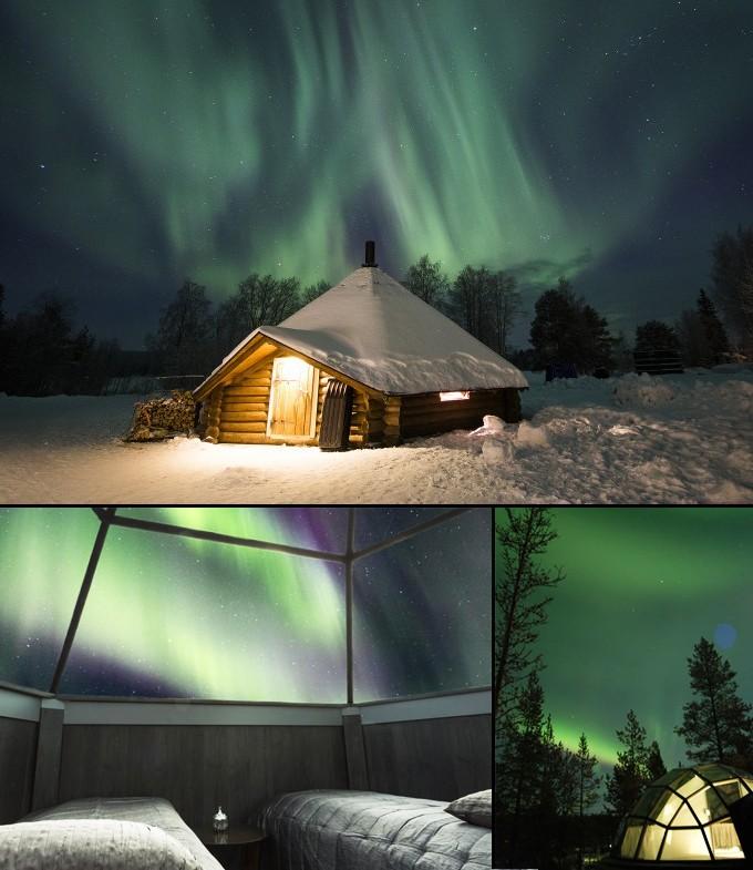 Rovaniemi pays du pere noel Finlande a faire