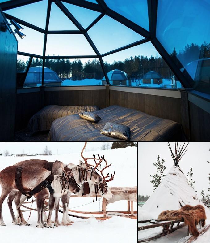 Rovaniemi pays du pere noel Finlande a voir