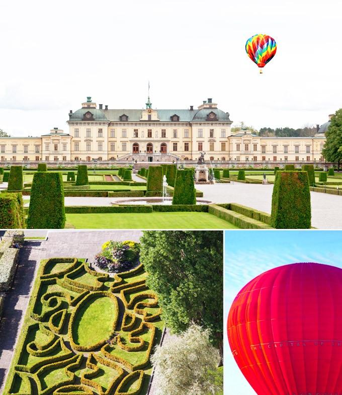 ballon Stockholm Suede