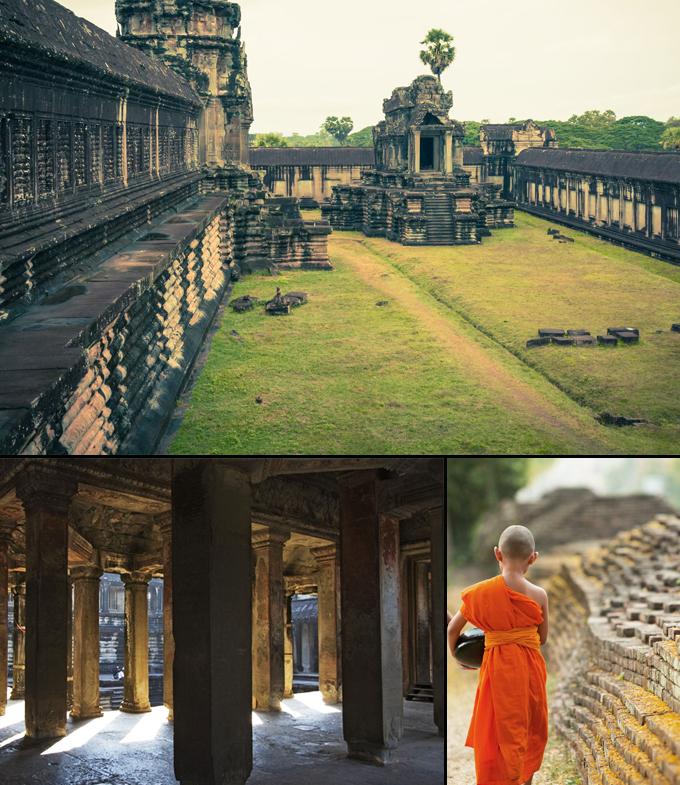 Angkor temple un site archeologique Cambodge a decouvrir