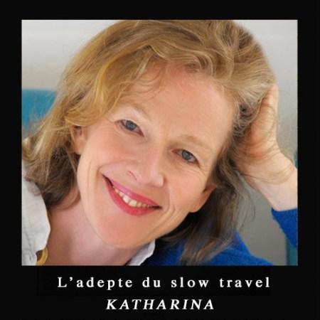 Katharina l adepte du slow travel globesetters