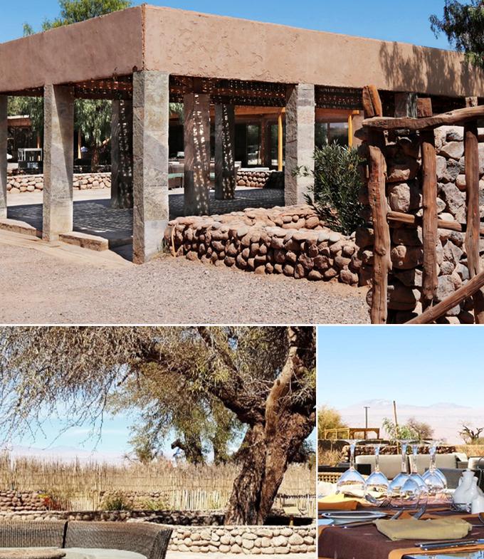 Kunza restaurants San Pedro de Atacama Chili