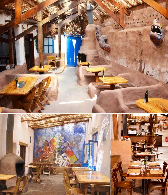 La Estaka restaurants San Pedro de Atacama Chili