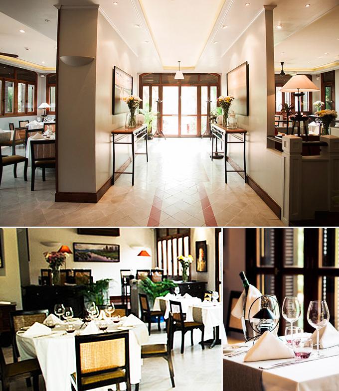Le Connaisseur Restaurant Angkor Cambodge
