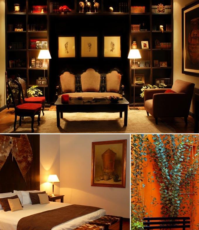Legado Mitico hotel Buenos Aires Argentine