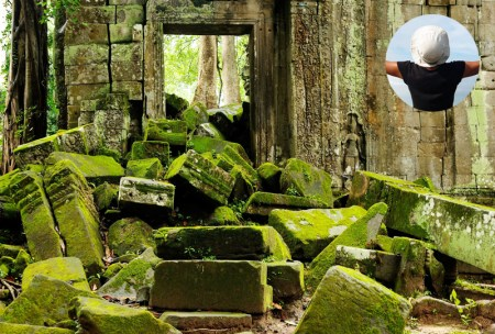 Ta Prohm temple Angkor Cambodge a voir