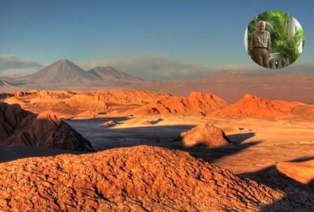 Vallee de la lune San Pedro de Atacama Chili a faire