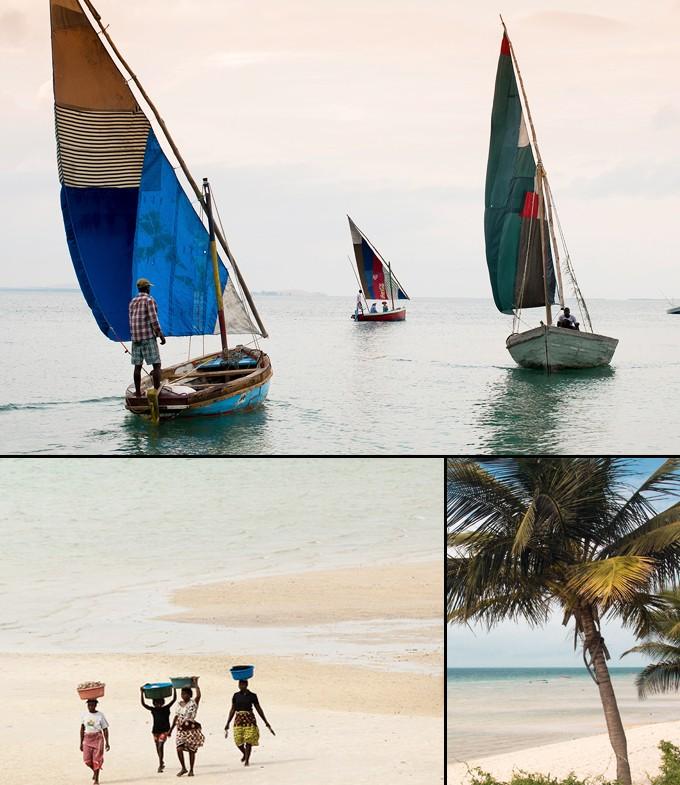 Vilankulo Mozambique baie paradisiaque a voir