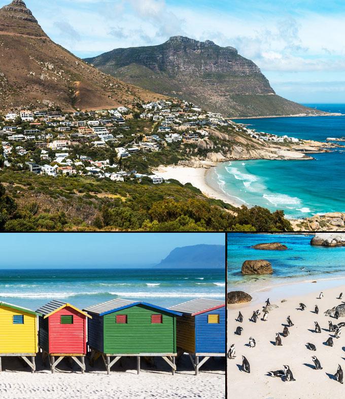Cape town à voir