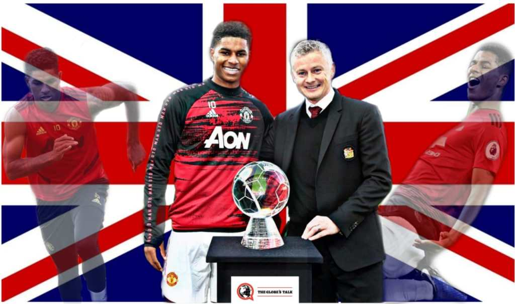 Marcus Rashford: A hero on and off the pitch