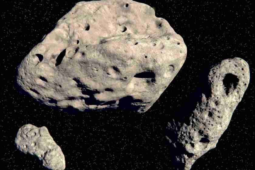 What asteroid has the highest chance of hitting Earth?