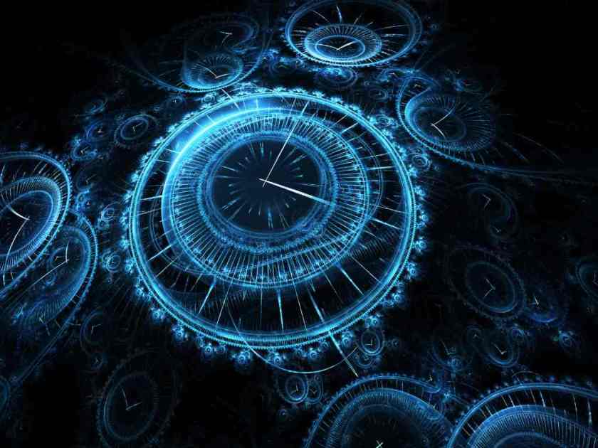 What would happen if time stopped?