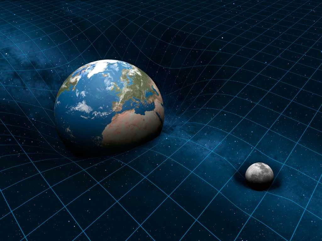 What would happen to gravity if time stopped?