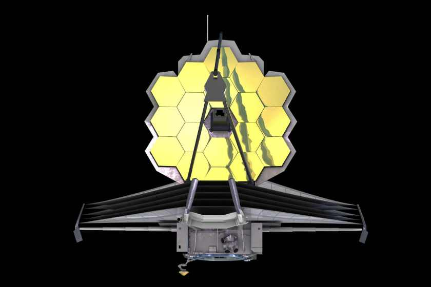 Why is the James Webb telescope better than Hubble?