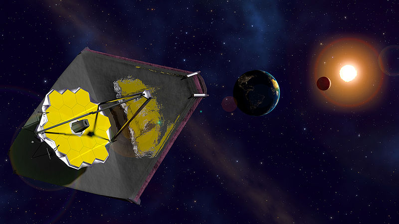 What is the current status of the james webb telescope?