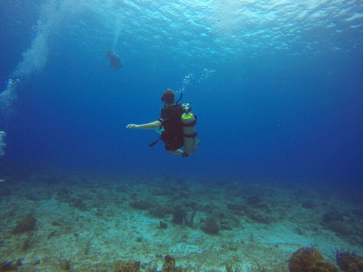 What to do in Big Corn: Scuba Dive