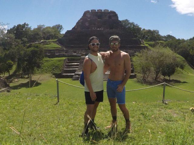 Belize Xunantunich