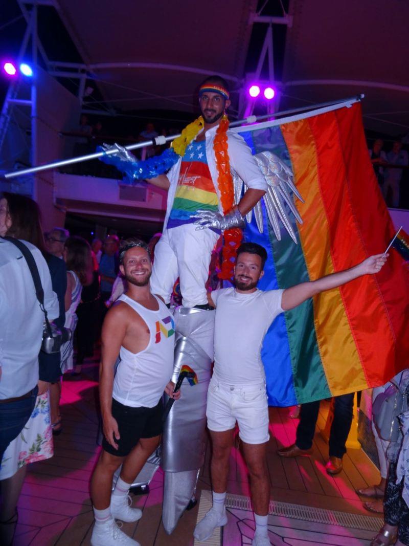 gay friendly cruise. Celebrity cruises lgbt friendly